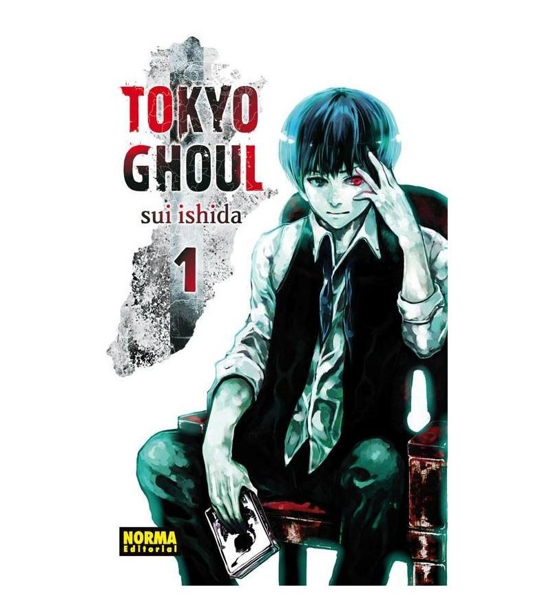 Tokyo Ghoul Nº 01 (de 14)