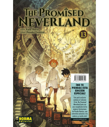 The Promised Neverland Nº...