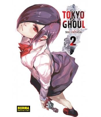Tokyo Ghoul Nº 02 (de 14)