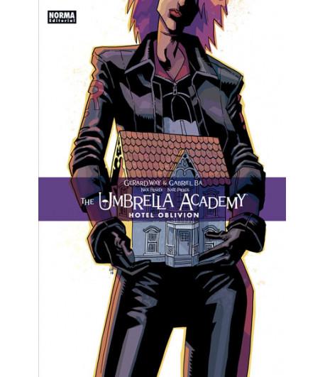 The Umbrella Academy Nº 03: Hotel Oblivion (CARTONÉ)