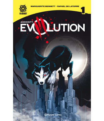 Animosity Evolution Nº 1...