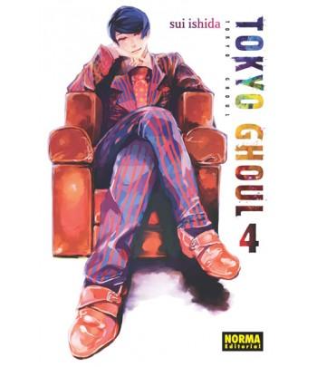 Tokyo Ghoul Nº 04 (de 14)