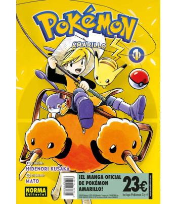 Pack de iniciación Pokémon...