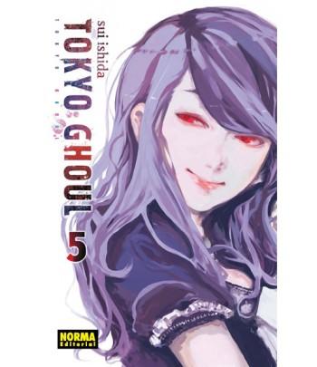 Tokyo Ghoul Nº 05 (de 14)