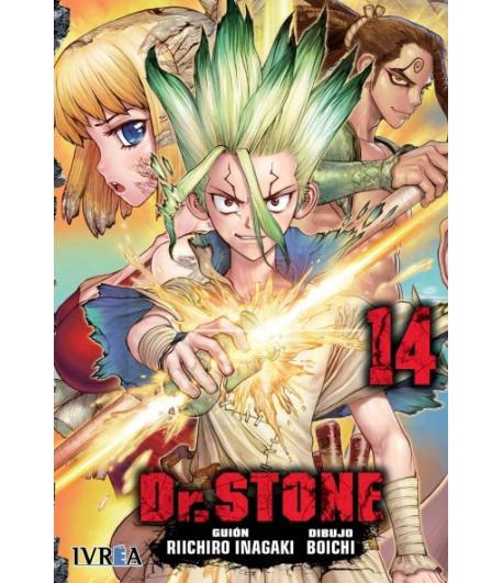 Dr. Stone Nº 14