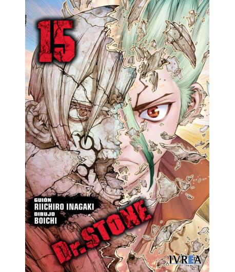 Dr. Stone Nº 15