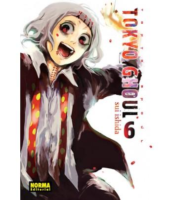 Tokyo Ghoul Nº 06 (de 14)