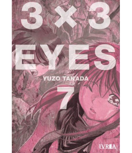 3x3 Eyes Nº 07 (de 24)