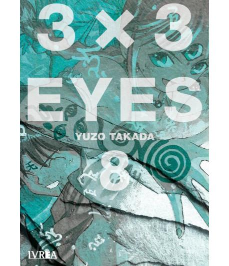 3x3 Eyes Nº 08 (de 24)