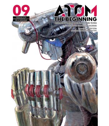 Atom: The Beginning Nº 09