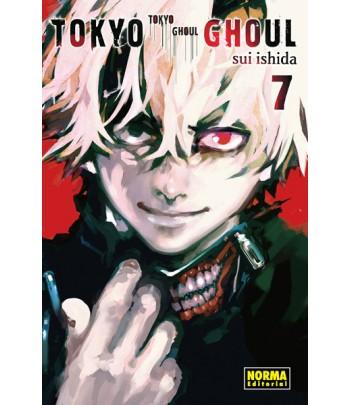 Tokyo Ghoul Nº 07 (de 14)
