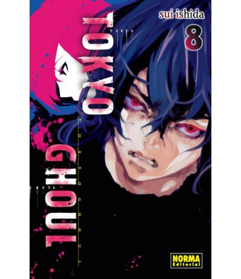 Tokyo Ghoul Nº 08 (de 14)