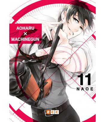 Aoharu x Machinegun Nº 11...