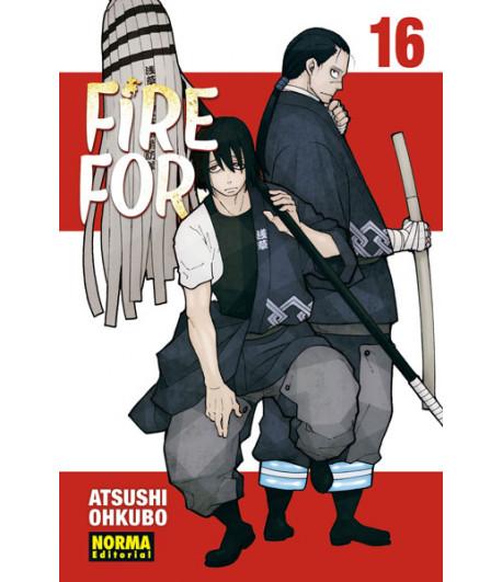 Fire Force Nº 16