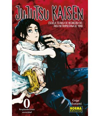 Jujutsu Kaisen Nº 00