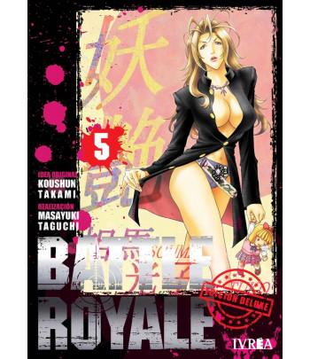 Battle Royale Nº 5 (de 8)