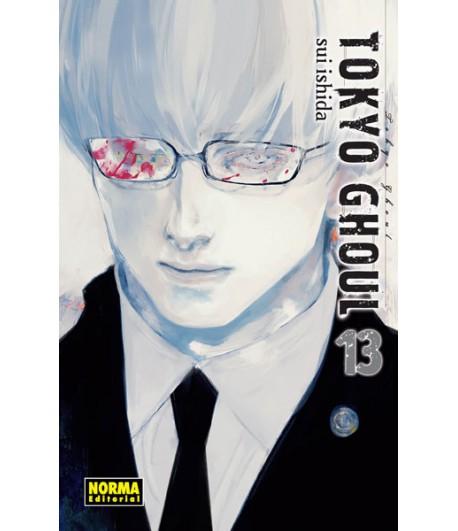 Tokyo Ghoul Nº 13 (de 14)
