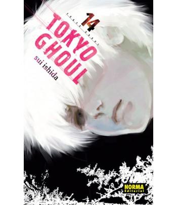 Tokyo Ghoul Nº 14 (de 14)