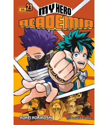 My Hero Academia Nº 23