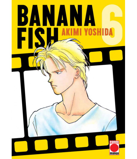 Banana Fish Nº 06 (de 10)