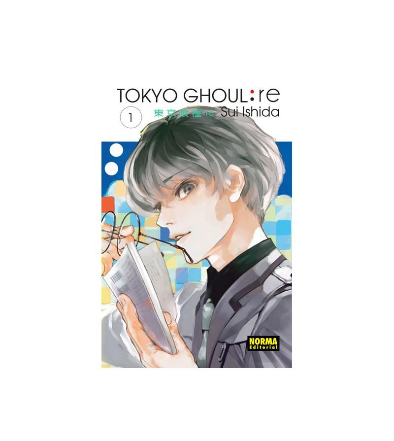 Tokyo Ghoul:re Nº 01 (de 16)