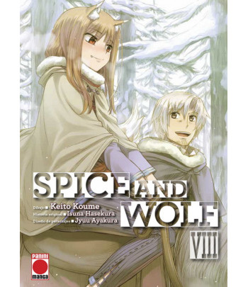 Spice and Wolf Nº 8 (de 8)