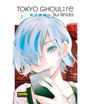 Tokyo Ghoul:re Nº 02 (de 16)