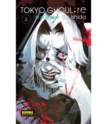 Tokyo Ghoul:re Nº 03 (de 16)