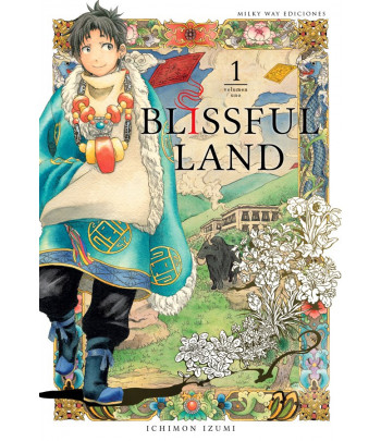 Blissful Land Nº 1 (de 5)