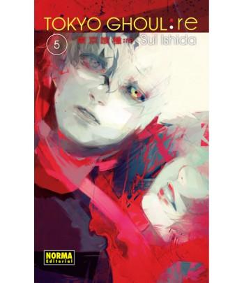 Tokyo Ghoul:re Nº 05 (de 16)