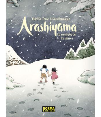Arashiyama, la montaña de...