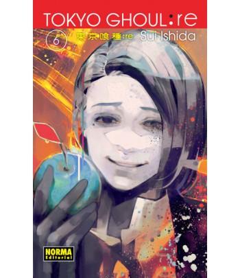 Tokyo Ghoul:re Nº 06 (de 16)