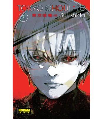 Tokyo Ghoul:re Nº 07 (de 16)