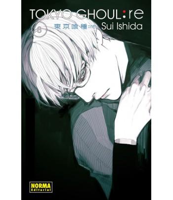 Tokyo Ghoul:re Nº 08 (de 16)