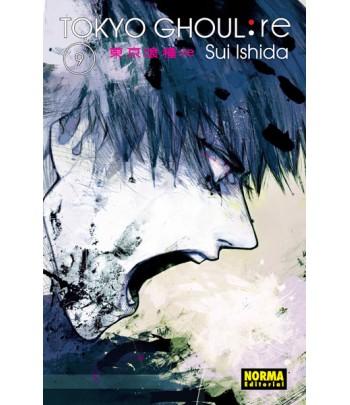 Tokyo Ghoul:re Nº 09 (de 16)