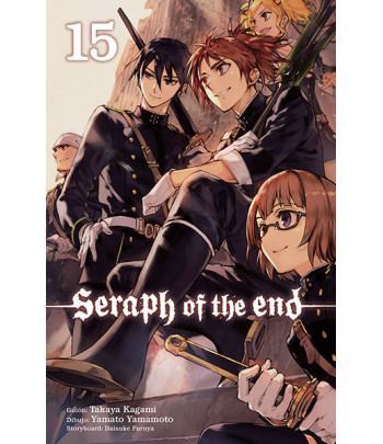 Seraph of the End Nº 16
