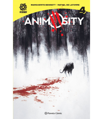 Animosity Nº 04