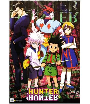 Póster Hunter x Hunter 01