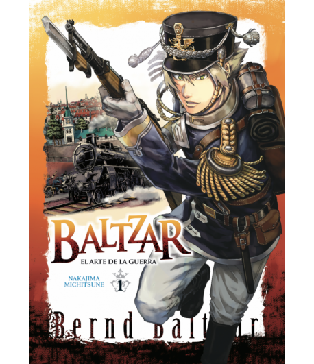 Baltzar: el arte de la guerra Nº 01