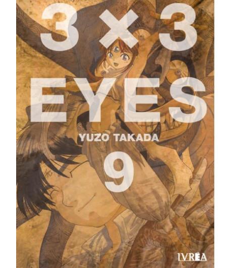 3x3 Eyes Nº 09 (de 24)