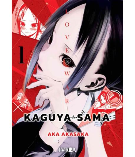 Kaguya-sama: Love is war Nº 01