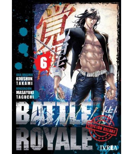 Battle Royale Nº 6 (de 8)