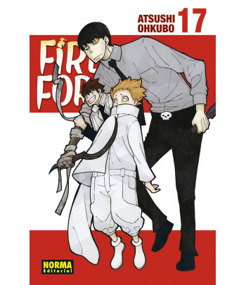 Fire Force Nº 17