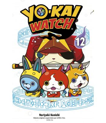 Yo-Kai Watch Nº 12