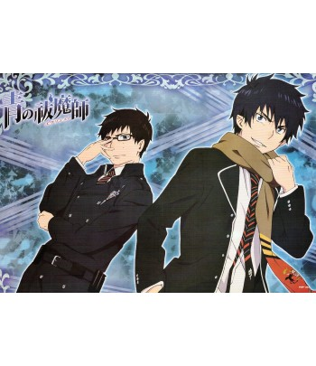Póster Blue Exorcist 02