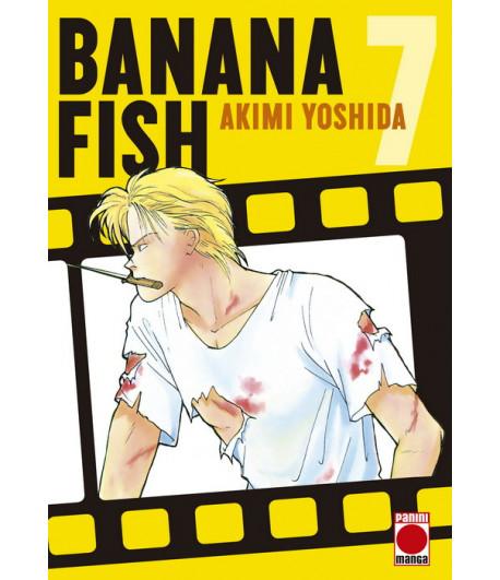 Banana Fish Nº 07 (de 10)