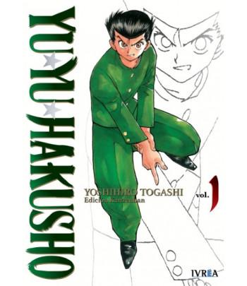 Yu Yu Hakusho Nº 01 (de 15)
