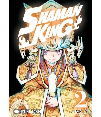 Shaman King Nº 02 (de 17)