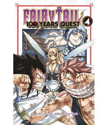 Fairy Tail 100 Years Quest...