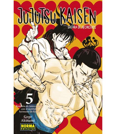 Jujutsu Kaisen Nº 05